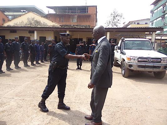 Abdoul Kabele Camara ministre de la sécurité Guinéenne