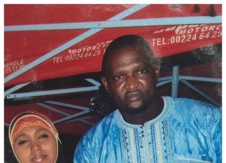 Hafsatou et OUSTAZ Taibou