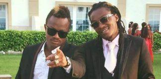 Marcus et King Salaman banlieuzart