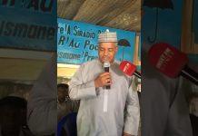 Bah Ousmane président de l'UPR
