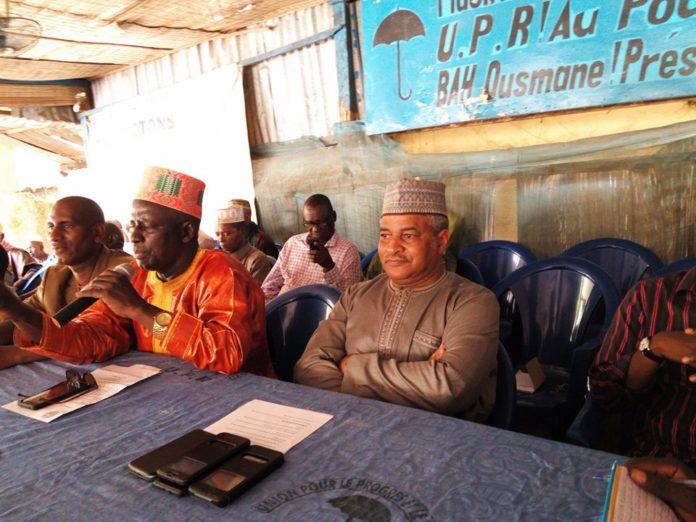 Bah Ousmane President de l'UPR