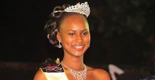 Miss Guinée 2016 Safiatou Baldé