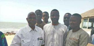 Aboubacar Soumah, Tibou Kamara et des syndicalistes