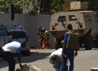 Burkina Faso, attaque terroriste à Ouagadougou