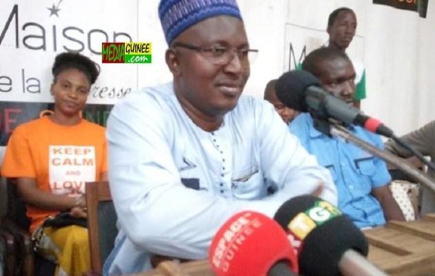 Souleymane Doumbouya responsable de QNET en Guinée