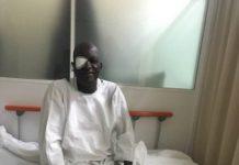 Le ministre guinéen, Ibrahima Kalil Konaté, K au carré,