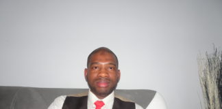Macka Baldé, vice-président des NFD