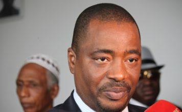 Tibou Kamara ministre guinéen