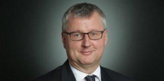 L'Ambassadeur de la République Fédérale d'Allemagne en Guinée Matthias Veltin