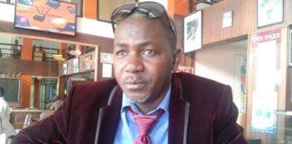 . Dr Ibrahima Sory Diallo du parti ADC-BOC (Alternance Démocratique pour le changement-Bloc de l'Opposition Constructive