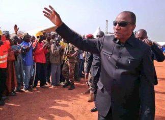 Alpha Condé président de la Guinée