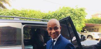 Cellou Dalein Diallo en route pour sékhoutouréya