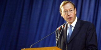 Pierre-André Wiltzer, ancien ministre français de la Coopération et ex-conseiller de la présidence du groupe Necotrans