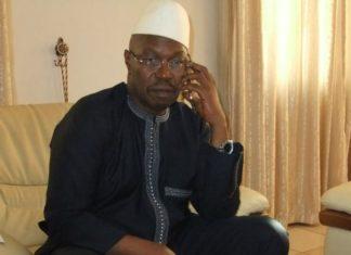 Dr Ousmane Kaba du parti PADES