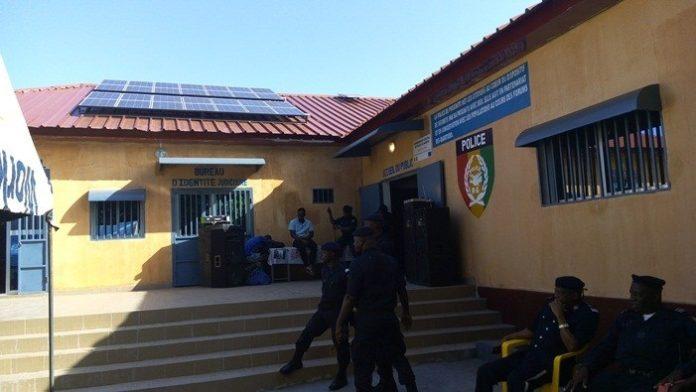 Commisariat Central de Matoto Guinée