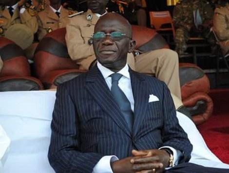 Me Abdoul Kabélé Camara, ministre de la sécurité