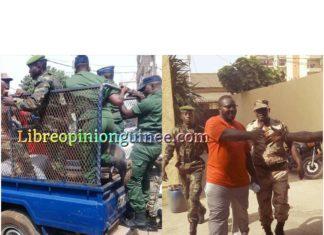 Camara Ibrahima Sory militant de l'Ufdg condamné