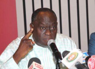 Me El hadj Diouf avocat sénégalais