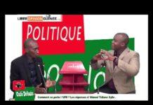Ahmed Tidiane Sylla de l'UFR dans l'émission Café débat (vidéo)