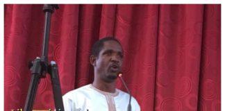 Mouctar Diallo, ministre de la jeunesse et de l'emploi jeune