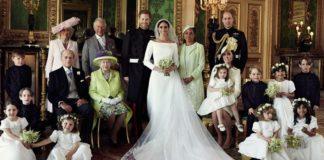 Photo du Mariage du prince Harry et de Meghan