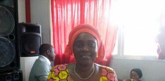 Congrès du SLECG : Kadiatou Bah élue secrétaire générale