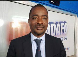 Tibou Kamara, ministre d'Etat ministre de l'industrie