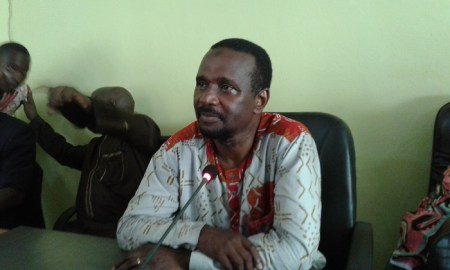 Aboubacar Sylla ministre des transports guinée