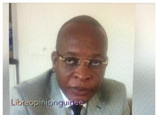 Sékouba Konaté à Rennes France