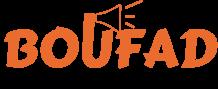 logo site, d'annonces, BOUFAD.COM boufad petites annonces internationales gratuites
