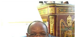 Lansana Kouyaté, ancien premier ministre guinéen et président du PEDN
