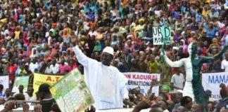 Soumaila Cissé mali candidat