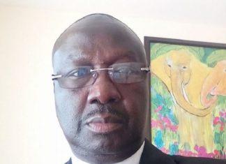 Honorable Elhadj Dembo Sylla vice-président de l'assemblée nationale Premier vice-président de l'UDG