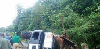 Accident de la circulation des agents de l'ufdg gardes cellou dalein