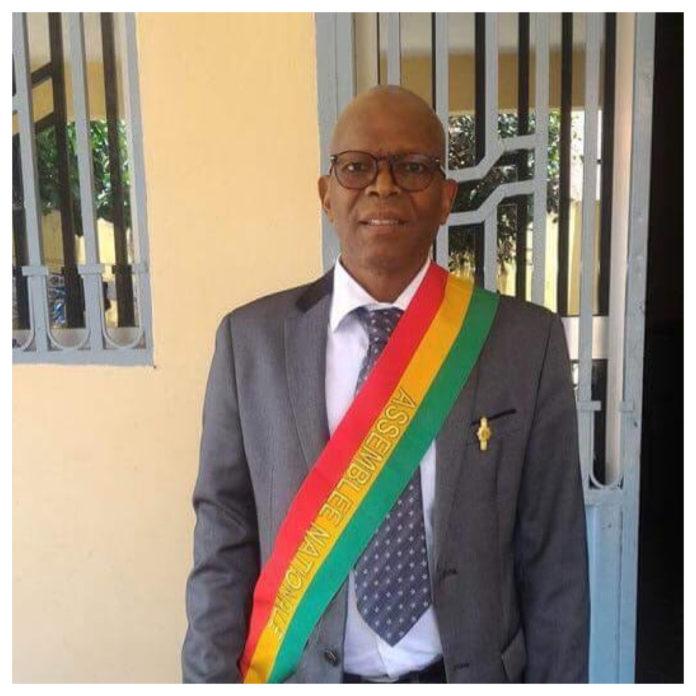 Le parti UFDG est en deuil : l'honorable député Abdoulaye Bailo Diallo est décédé à Paris