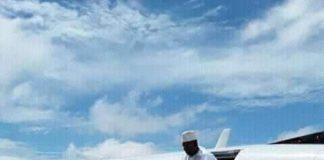 Le premier ministre Kassory Fofana en jet privé à kankan