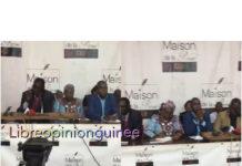 Les avocats de docteur Ousmane KABA annoncent deux plantes contre libreopinionguinee et le balai citoyen