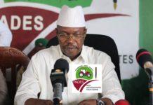 Dr Ousmane Kaba parti PADES