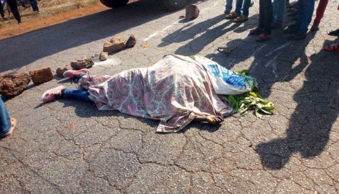 Guinée, accident de circulation mort cadavre décédé