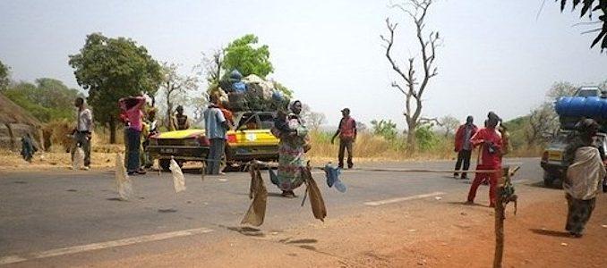 barrage routiers et tracasseries policières en Guinée