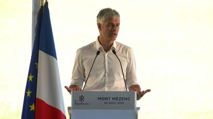 Laurent wauquiez, discours-de-wauquiez-les-francais-refusent-de-devenir-etrangers-dans-leur-propre-pays-
