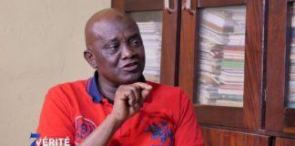 Mamadou Mansaré syndicaliste CNTG