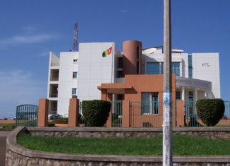 Bâtiment de la RTG Koloma