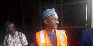 Cellou Dalein Diallo leader de l'ufdg