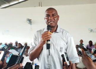 Dr Bano Sow vice-président de l'UFDG