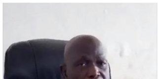Mohamed lamine Bangoura président de la cour constitutionnelle de Guinée