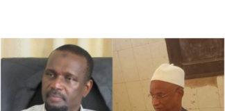 Aboubacar Sylla et Cellou Dalein Diallo