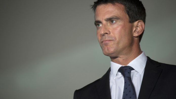 Manuel Valls, ancien premier ministre Français