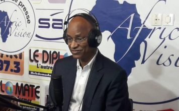 Cellou Dalein Diallo sur Sabari FM