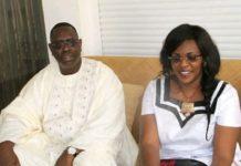 Macky Sall et sa femme
